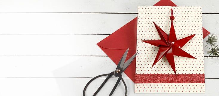 Joulukortti-ideat