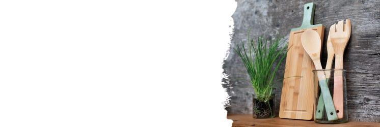 Bambu kodin sisustuksessa