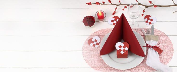 Joulun pöytäkoristeet