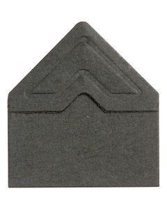 Valokuvakulmat 3L, Lev: 10 mm, musta, 108 kpl/ 1 pkk