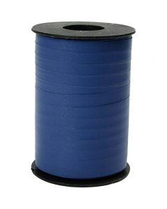 Lahjanauha, Lev: 10 mm, matt, sininen, 250 m/ 1 rll