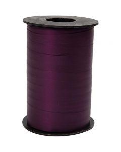 Lahjanauha, Lev: 10 mm, matt, violetti, 250 m/ 1 rll