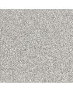Kimallekalvo, Lev: 35 cm, paksuus 110 my, hopea, 2 m/ 1 rll