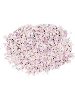 Terrazzo hiutaleet, violetti, 90 g/ 1 tb