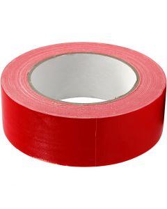 Kangasteippi, Lev: 38 mm, punainen, 25 m/ 1 rll