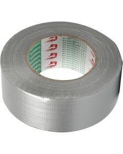 Kangasteippi, Lev: 50 mm, hopea, 50 m/ 1 rll