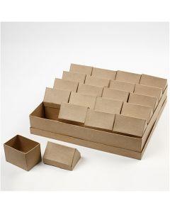 Talorasiat, Kork. 10,5 cm, koko 6x8,5 cm, 20 kpl/ 1 pkk