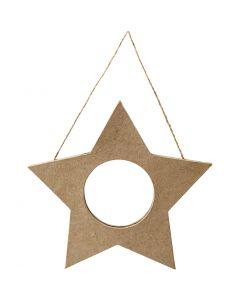 Pahvikehys, Kork. 15,5 cm, 1 kpl