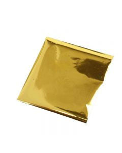 Metallifolio, 10x10 cm, kulta, 30 ark/ 1 pkk
