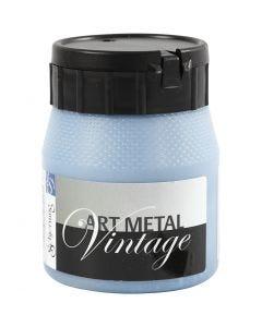 Art Metal maali, Helmiäissininen, 250 ml/ 1 pll