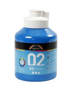 A-Color readymix-maali, matt, perussininen, 500 ml/ 1 pll