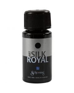 Silkkiväri Silk Royal, punaviol., 50 ml/ 1 pll
