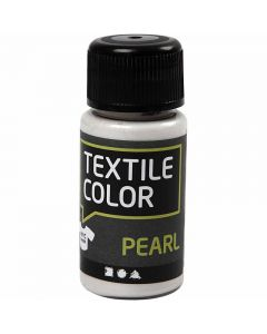 Textile Color Pearl, helmiäinen, base, 50 ml/ 1 pll