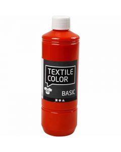 Textile Color, oranssi, 500 ml/ 1 pll