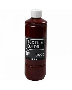 Textile Color, ruskea, 500 ml/ 1 pll