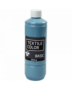 Textile Color, kyyhkynharm., 500 ml/ 1 pll