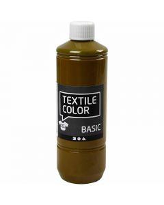 Textile Color, oliivinruskea, 500 ml/ 1 pll