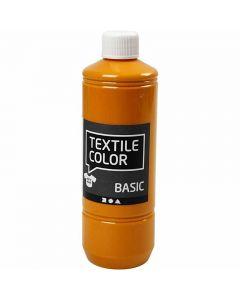 Textile Color, sinappi, 500 ml/ 1 pll