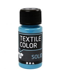 Textile Color Solid, peittävä, turkoosinsin., 50 ml/ 1 pll