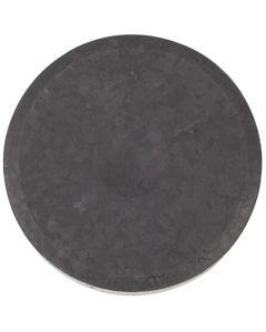 Vesivärinapit, Kork. 16 mm, halk. 44 mm, musta, 6 kpl/ 1 pkk