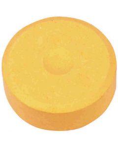 Vesivärinapit, Kork. 16 mm, halk. 44 mm, vaaleanoranssi, 6 kpl/ 1 pkk