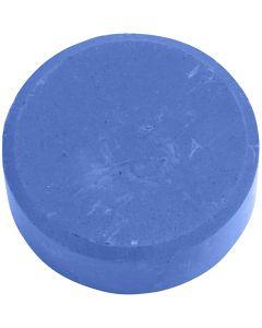 Vesivärinapit, Kork. 19 mm, halk. 57 mm, sininen, 6 kpl/ 1 pkk