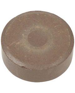 Vesivärinapit, Kork. 19 mm, halk. 57 mm, ruskea, 6 kpl/ 1 pkk