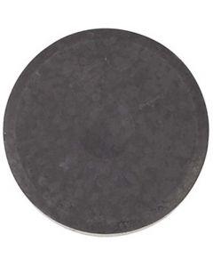 Vesivärinapit, Kork. 19 mm, halk. 57 mm, musta, 6 kpl/ 1 pkk
