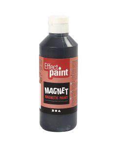 Magneettimaali, musta, 250 ml/ 1 pll