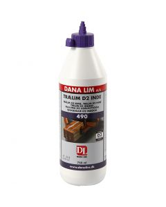 Puuliima D2, 750 ml/ 1 pll