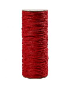 Paperinaru, paksuus 1,8 mm, punainen, 470 m/ 1 rll