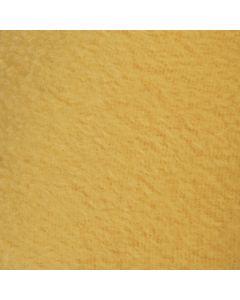 Fleece, Pit. 125 cm, Lev: 150 cm, 200 g, keltainen, 1 kpl