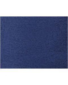 Fleece, Pit. 125 cm, Lev: 150 cm, 200 g, sininen, 1 kpl