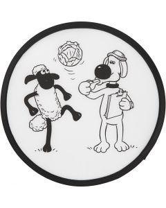Late Lammas, frisbee, 1 kpl/ 1 pkk