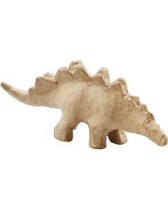 Pahvisaurus, Kork. 9 cm, Pit. 21,9 cm, Lev: 4,5 cm, 1 kpl