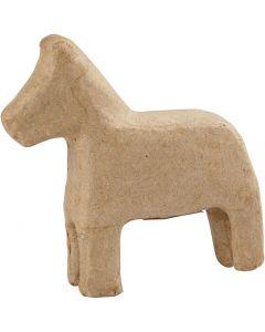 Pahvihevonen, Kork. 14 cm, 1 kpl
