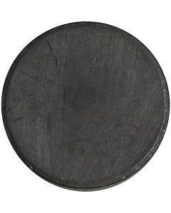 Magneettinappi, halk. 14,5 mm, paksuus 3 mm, 50 kpl/ 1 pkk