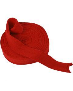 Kudosputki, Lev: 40 mm, joulunpunainen, 10 m/ 1 rll