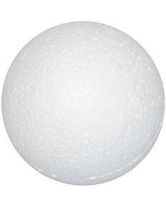 Pallot, halk. 3 cm, valkoinen, 100 kpl/ 1 pkk