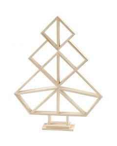 Joulupuu, Kork. 40 cm, Lev: 31 cm, 1 kpl