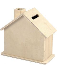 Säästölipas, koko 10,1x10x5,4 cm, 10 kpl/ 1 pkk