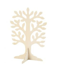 Puu, koko 30x21,5 cm, 1 kpl