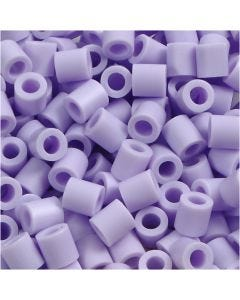 Putkihelmet, koko 5x5 mm, aukon koko 2,5 mm, medium, lila (32245), 6000 kpl/ 1 pkk