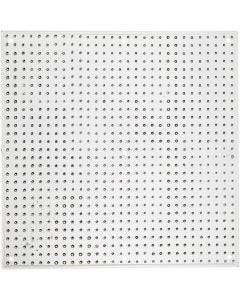 Putkihelmialusta, koko 14,5x14,5 cm, 10 kpl/ 1 pkk