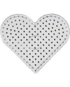 Putkihelmialusta, sydän, JUMBO, kuulto, 1 kpl