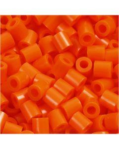 Fotohelmet, koko 5x5 mm, aukon koko 2,5 mm, kirkas oranssi (13), 1100 kpl/ 1 pkk