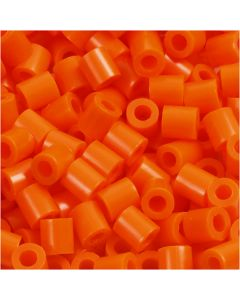 Fotohelmet, koko 5x5 mm, aukon koko 2,5 mm, kirkas oranssi (13), 6000 kpl/ 1 pkk