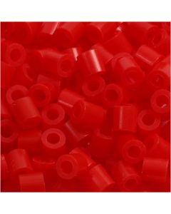 Fotohelmet, koko 5x5 mm, aukon koko 2,5 mm, punainen (19), 1100 kpl/ 1 pkk