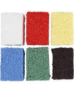 Soft Foam, 6x10 g/ 1 pkk