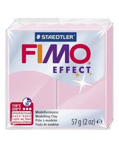 FIMO® Effect metallihopea 81, vaaleanpinkki, 57 g/ 1 pkk